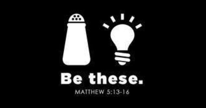 Salt and Light - Stewardship Campaign 2016 image