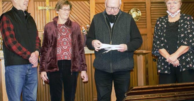 Reverend David Price's Retirement image