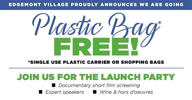 Edgemont Village is Plastic Free  image