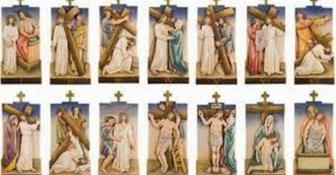 Stations of the Cross  image