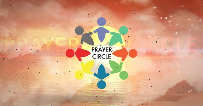 Our Prayer Circle is now live! image