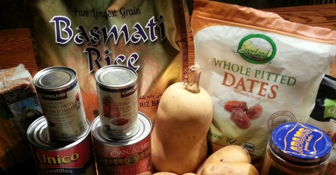Food Donations for the Shelbourne Community Kitchen image