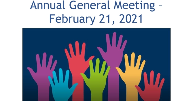 Heads Up re Parish AGM (Annual Vestry Meeting) - February 21 via Zoom image