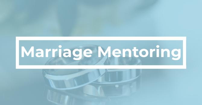 Marriage Mentoring image