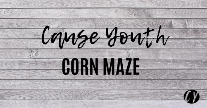 Youth Corn Maze