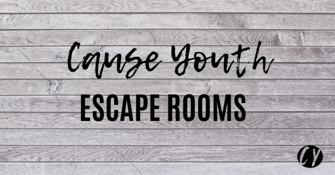 Youth Escape Rooms
