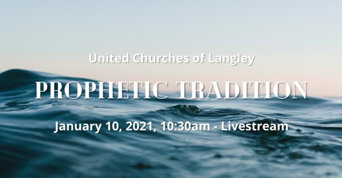 Prophetic Tradition