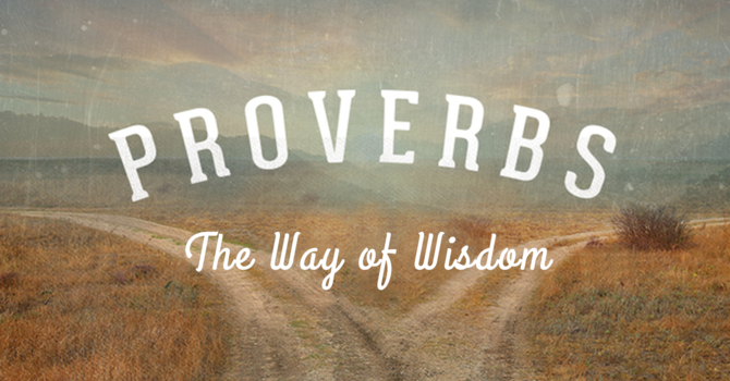 Proverbs | Part 12: Our Inner Sloth