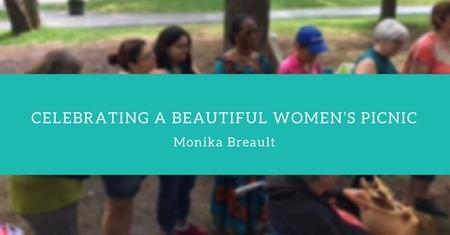 Celebrating A Beautiful Women's Picnic