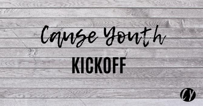 Youth Kick-off
