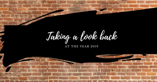 Taking a look back at 2019