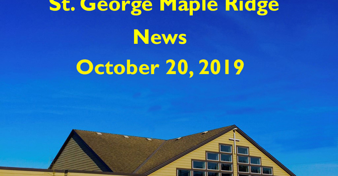 News Video October 20, 2019 image