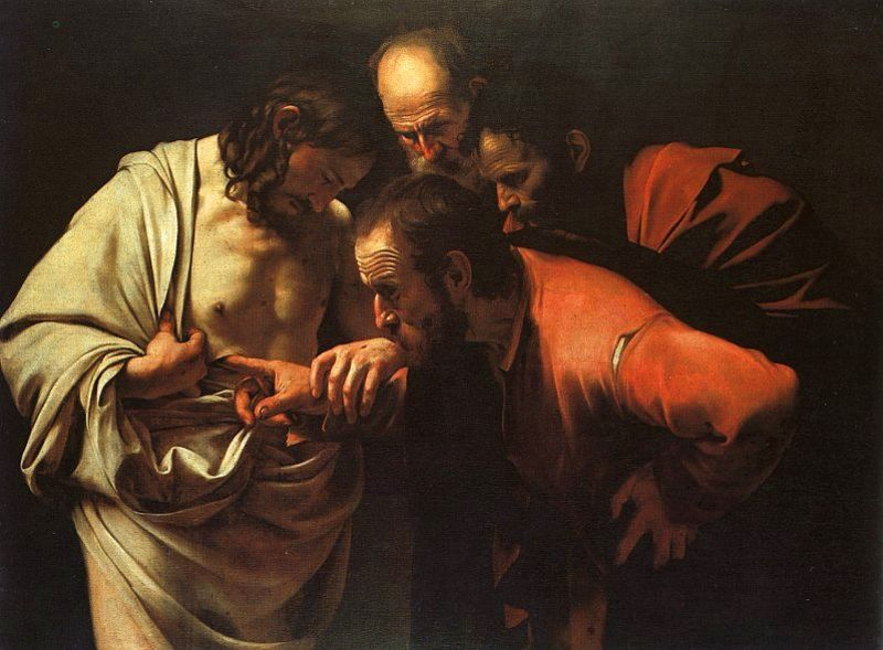 Belief and Doubt and Resurrection--2nd Sunday of Easter