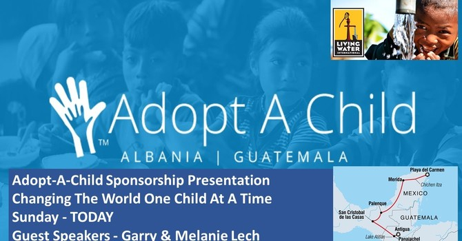 Adopt a Child/Guatemala