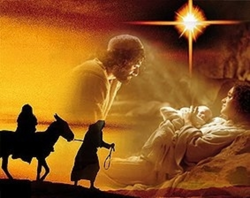 A Divine Perspective on the Birth of Christ