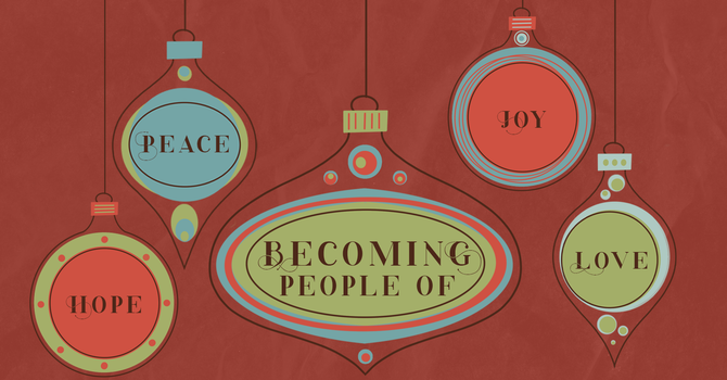 Becoming People of Peace