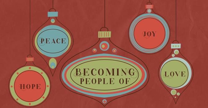 Becoming People of Joy