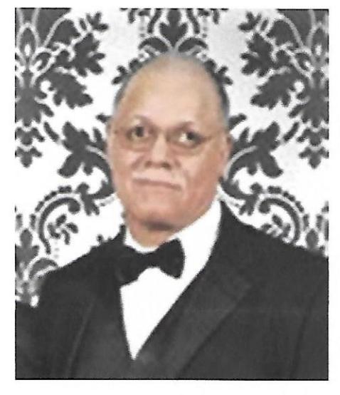 Rev Earl Jeffers