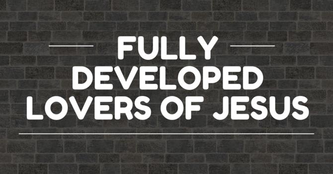 Jesus Prays for Unity