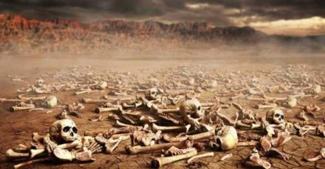 Prophesy To These Bones