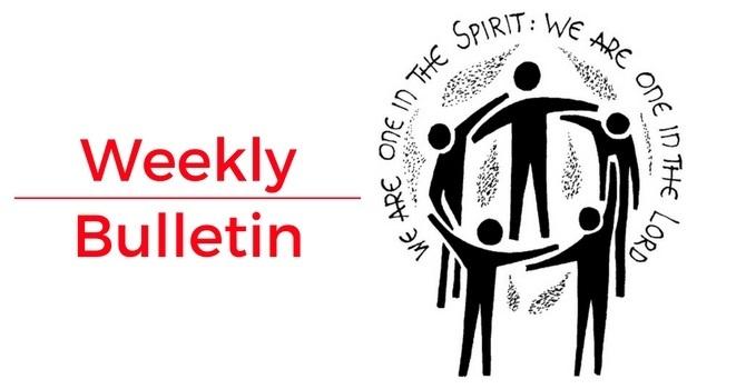Weekly Bulletin   February 5, 2017 image