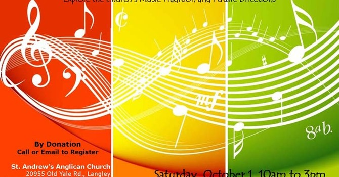 When in our Music, God is Glorified - October 1st image