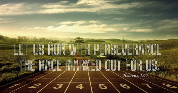Running with Perseverance