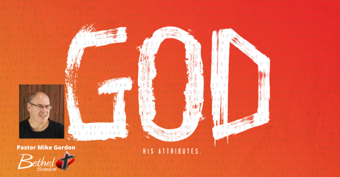Awesome God In A Not So Awesome World