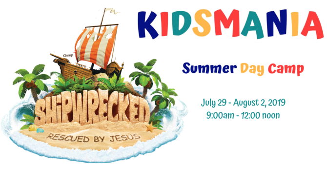 KidsMania Summer Day Camp