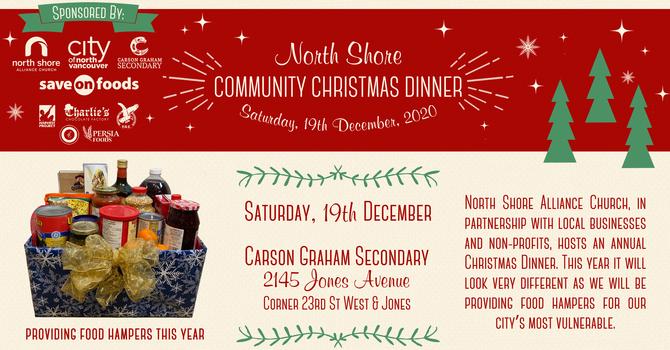 2020 North Shore Community Christmas Dinner Slideshow image