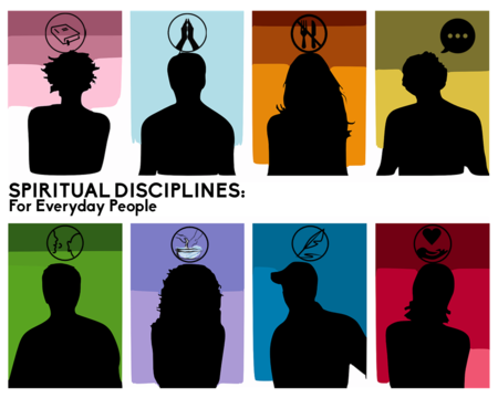 Spiritual Disciplines: For Everyday People