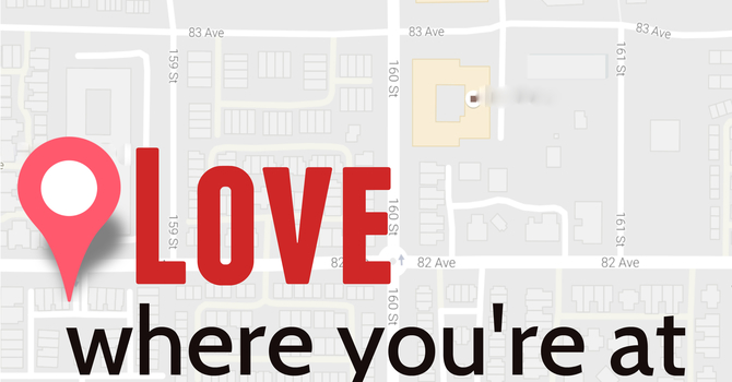 New Series: Love Where You're At image