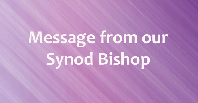 Message from Bishop image