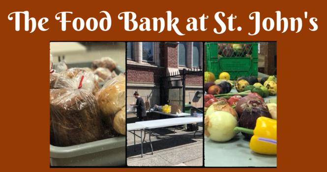 Food Bank at St. John's