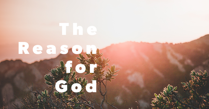 Bibliography from Pastor Chris for the Series: The Reason for God image
