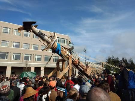 Raising the Reconciliation Pole