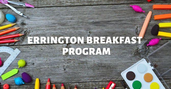 Errington Breakfast Program Relaunch image