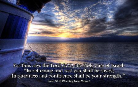 Isaiah 30:15 Series