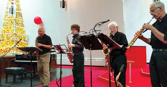 Tangos and All That Jazz: Pentecost at St Stephen's, West Vancouver