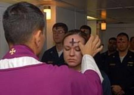 Messe du mercredi des cendres - Bilingue 19h00
