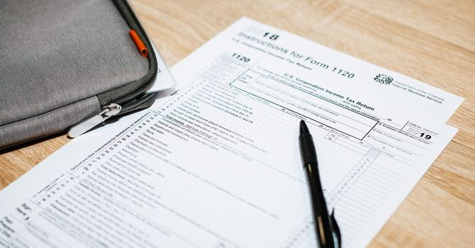 Income Tax Preparation - Postponed
