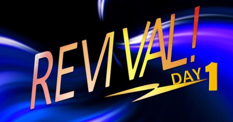 Revival Day 1: The Song of a Soul Set Free   11 A.M.   Rev. Lyles