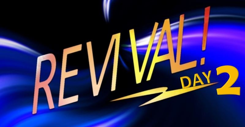 Revival Day 2: The Superiority of Jesus | 7 P.M. | Rev. Lyles
