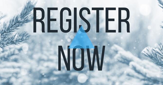 Winter Retreat Registration image
