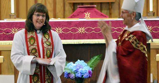 """""""We are able"""" - The Induction of the Reverend Dr. Sharon Smith"""