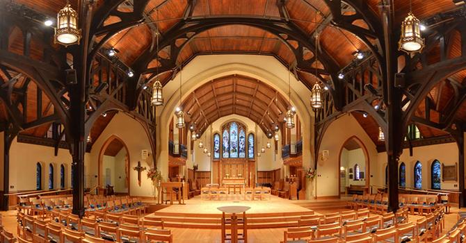What makes a church a home?  image