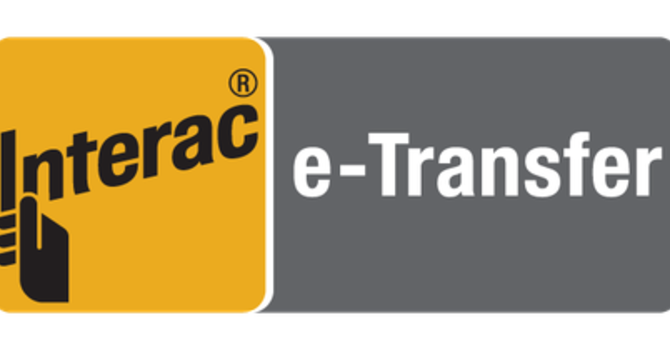 Donation by etransfer now available image