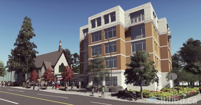 Seniors Rental Housing  & Ministry Centre! Coming Soon!  image