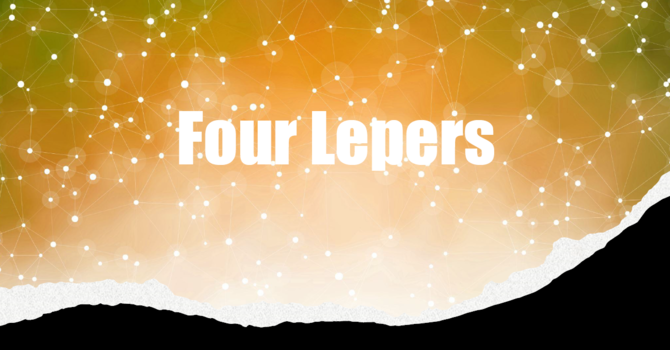 Four Lepers