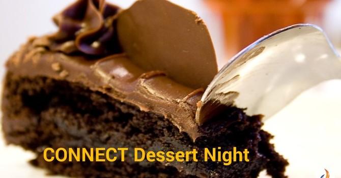 CONNECT Dessert Night